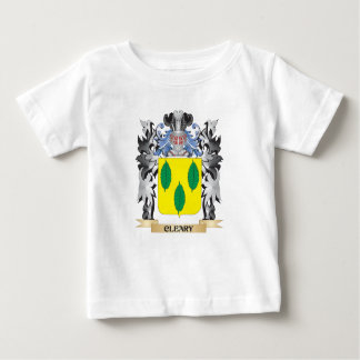 Escudo de armas de Cleary - escudo de la familia Tee Shirt