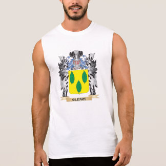 Escudo de armas de Cleary - escudo de la familia Camiseta Sin Mangas