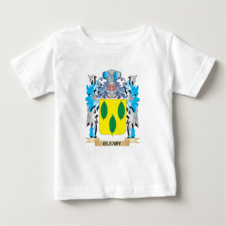 Escudo de armas de Cleary - escudo de la familia T-shirts