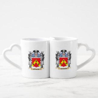 Escudo de armas de Cobham - escudo de la familia Tazas Para Enamorados