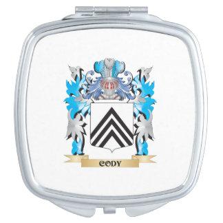 Escudo de armas de Cody - escudo de la familia