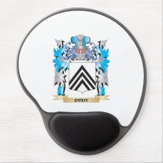 Escudo de armas de Cody - escudo de la familia Alfombrilla Gel