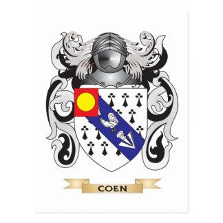 Escudo de armas de Coen Postal