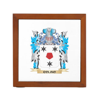 Escudo de armas de Colino - escudo de la familia
