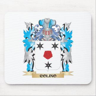 Escudo de armas de Colino - escudo de la familia Alfombrilla De Ratón