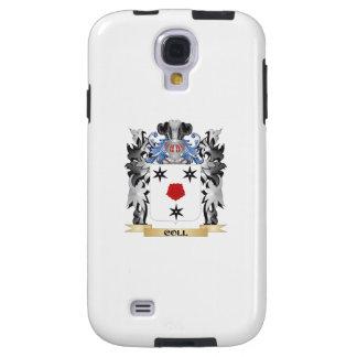 Escudo de armas de Coll - escudo de la familia Funda Para Galaxy S4