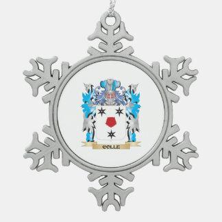 Escudo de armas de Colle - escudo de la familia