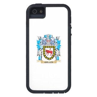 Escudo de armas de Colles - escudo de la familia iPhone 5 Protectores