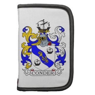 Escudo de armas de Conder Organizadores