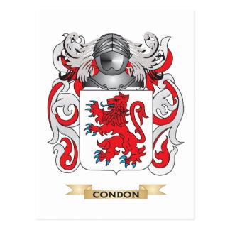 Escudo de armas de Condon Postal