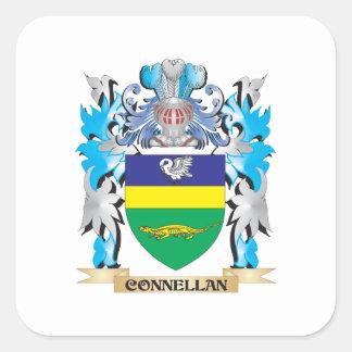 Escudo de armas de Connellan - escudo de la famili