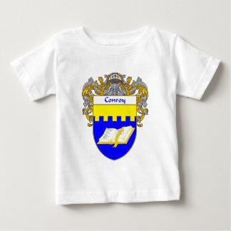 Escudo de armas de Conroy (cubierto) Tee Shirts