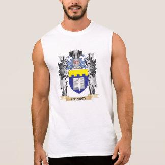 Escudo de armas de Conroy - escudo de la familia Camisetas Sin Mangas