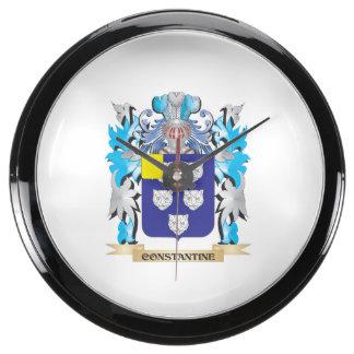 Escudo de armas de Constantina - escudo de la fami