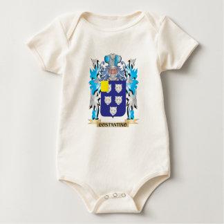 Escudo de armas de Constantino - escudo de la Body De Bebé