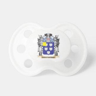 Escudo de armas de Constantino - escudo de la Chupete De Bebé