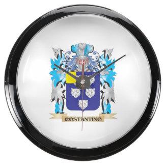 Escudo de armas de Constantino - escudo de la fami