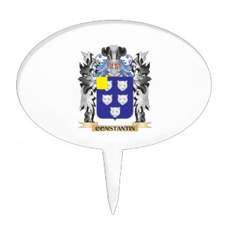 Escudo de armas de Constantino - escudo de la Figura Para Tarta