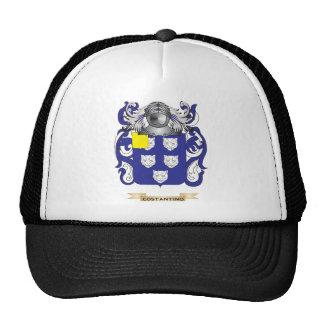 Escudo de armas de Constantino Gorras De Camionero