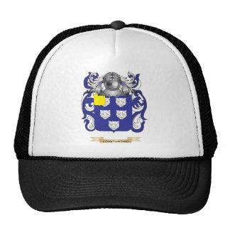 Escudo de armas de Constantino Gorra