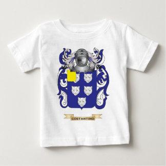 Escudo de armas de Constantino Playera Para Bebé
