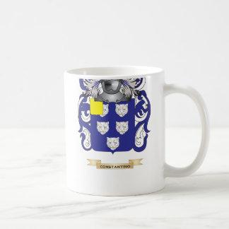 Escudo de armas de Constantino Taza De Café