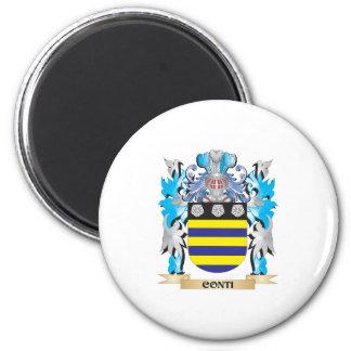 Escudo de armas de Conti - escudo de la familia
