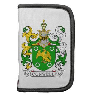 Escudo de armas de Conwell Organizadores