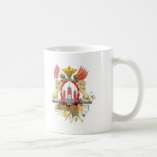 Escudo de armas de Copenhague Taza De Café