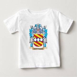 Escudo de armas de Coppinger - escudo de la Tee Shirt