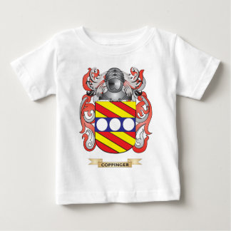 Escudo de armas de Coppinger Camiseta