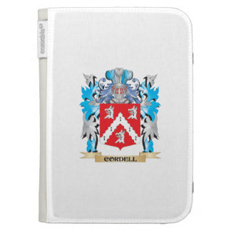 Escudo de armas de Cordell - escudo de la familia