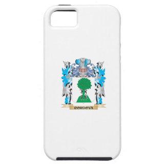 Escudo de armas de Cordova - escudo de la familia iPhone 5 Carcasa