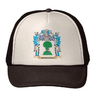 Escudo de armas de Cordova - escudo de la familia