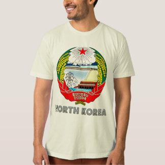 Escudo de armas de Corea del Norte Playera