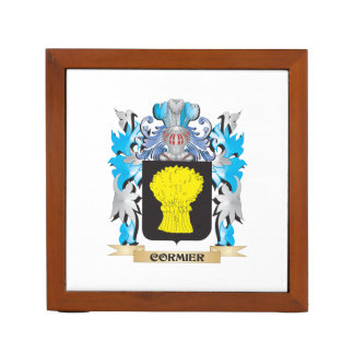 Escudo de armas de Cormier - escudo de la familia