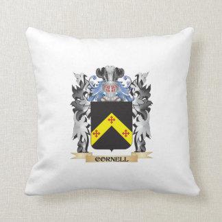 Escudo de armas de Cornell - escudo de la familia Almohada