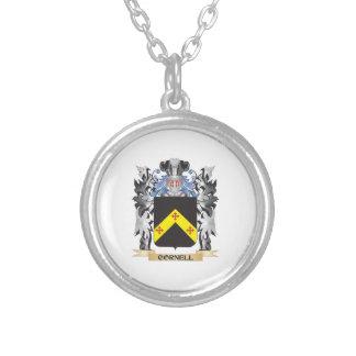 Escudo de armas de Cornell - escudo de la familia Colgante Redondo