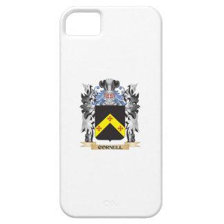 Escudo de armas de Cornell - escudo de la familia iPhone 5 Carcasa
