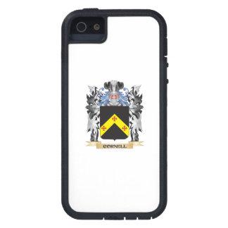 Escudo de armas de Cornell - escudo de la familia iPhone 5 Carcasas