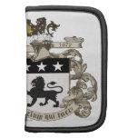 Escudo de armas de coronel Guillermo Ball de Virgi Planificador