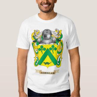 Escudo de armas de Corrigan Camisas