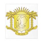 Escudo de armas de Costa de Marfil