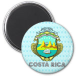 Escudo de armas de Costa Rica Iman De Nevera
