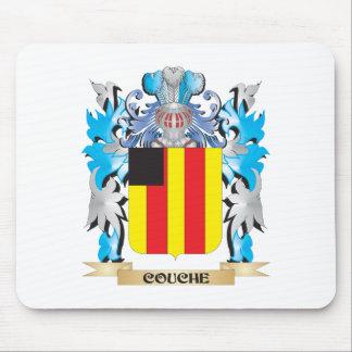 Escudo de armas de Couche - escudo de la familia Alfombrilla De Ratón
