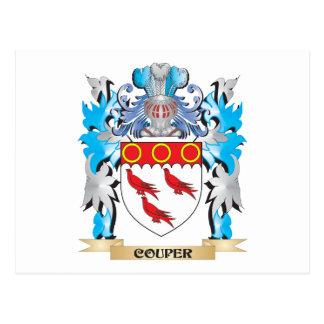 Escudo de armas de Couper - escudo de la familia