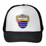 Escudo de armas de $cox (cubierto) gorras