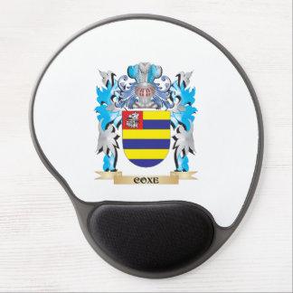 Escudo de armas de Coxe - escudo de la familia Alfombrilla Gel