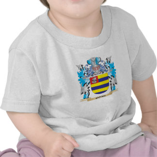 Escudo de armas de Coxe - escudo de la familia Camisetas