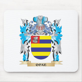 Escudo de armas de Coxe - escudo de la familia Tapete De Ratones